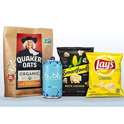 Up to 25% OffAmazon: Stock up on Your Favorite Snacks & Drinks
