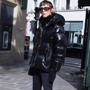 收大童成人码折完才114€顶级意大利品牌 DUVETICA羽绒服 竟然低于五折