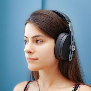 一流品牌一流产品,降价才有竞争力首发测评 第三代森海塞尔 Momentum 头戴式无线降噪耳机