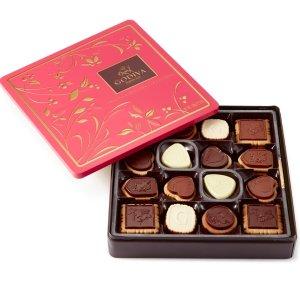 Godiva巧克力饼干礼盒