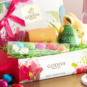 Extra 20% Off on Purchase Over $50Godiva Spring Saving on Select Products