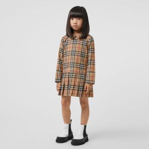 低至6.5折Burberry 2019儿童秋冬新款服饰热卖