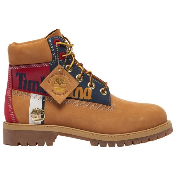 "6"" Premium Waterproof Boots 男大童款"