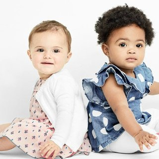 Dealmoon Exclusive! Extra 20% Off $40+Up to 40% Off Baby New Arrivals @ Carter's