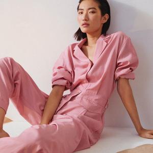 新人9折 封面款粉色连体衣£103上新:Arket 春季新品全面上架 优雅高级美 速收当季高级穿搭