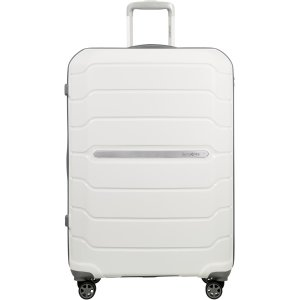 白色4轮行李箱 75cm