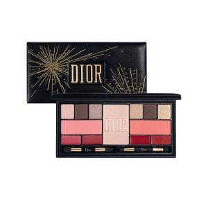 Dior$200立减$30脸部彩妆盘