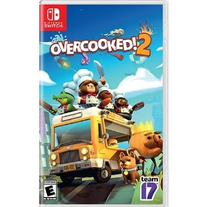 As Low as $12.99Overcooked 2 on Switch / PC