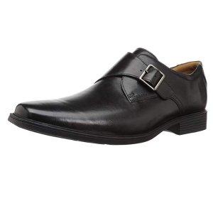 $29.45(原价$90.00)Clarks 精选男士时尚皮鞋热卖
