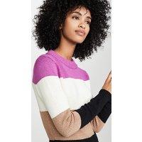 Bop Basics Wide Stripe 毛衣