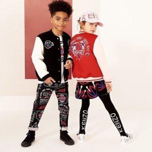 低至3折 Kenzo 虎头运动衫$131Saks OFF 5TH 童装童鞋热卖 明星妈妈都爱的大牌高颜值潮装