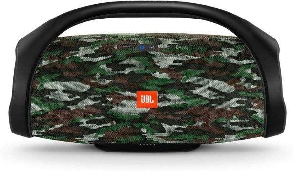 Boombox - Waterproof Portable Bluetooth Speaker - Squad Camo