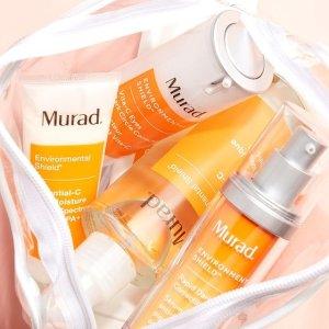 7.5折 抗衰防晒霜$66最后一天:Murad 皮肤科医生品牌 美系高段位护肤 A醇精华$86
