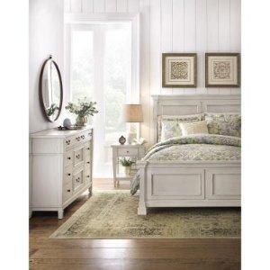 Bridgeport 睡房家具系列,床/柜等