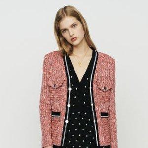 让你红的精致优雅Maje官网 精选春节系列美衣、鞋包、配饰热卖