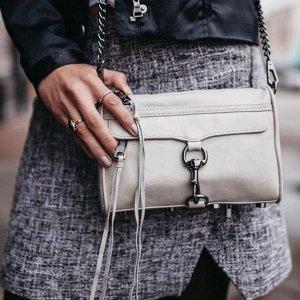 低至4折 好莱坞明星出街必备Rebecca Minkoff 经典美包热卖 收Chanel、Ysl平价替代