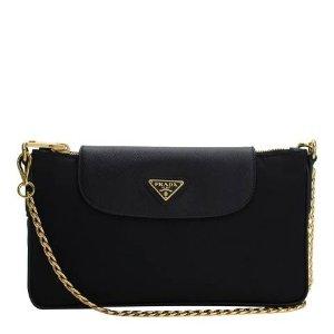 4折起+满减! £659收封面折扣升级:Prada 惊喜大促 超低价收尼龙手袋、logo款等