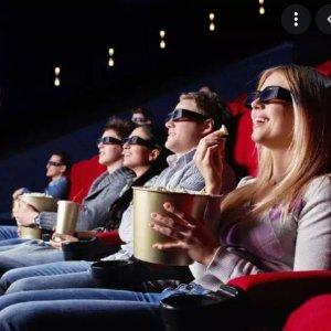 看场电影才€5 一杯奶茶钱 看剧吹空凋CinemaxX 电影院超级特价卷 全德国都能用 快来薅羊毛