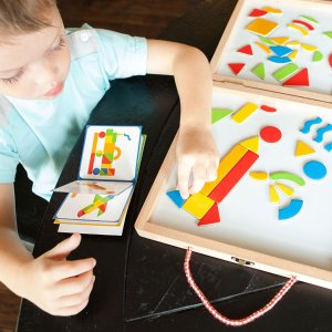 Magnetic Creation Station - Best Arts & Crafts for Ages 3 to 4