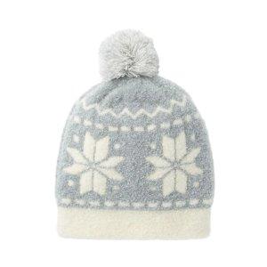 Muji毛线帽