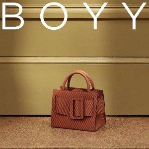 $574(原价$957)Boyy BOBBY 斜挎包特卖 中性风格好驾驭