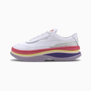 PumaDEVA '90s POP 女款拼色厚底鞋