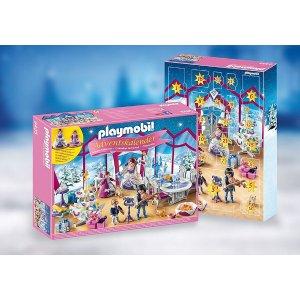 PLAYMOBIL®25% Off $50Advent Calendar - Christmas Ball