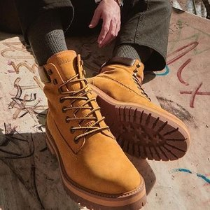 4折起 $99收大黄靴鼠你省钱:Timberland 特价捡漏 封面大黄靴少见特卖