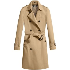 BurberryThe Kensington - Long Trench Coat