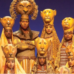 As low as $128 with Extra $25 Off11.11 Exclusive: NYC Broadway Show Lion King Limited Time Sale