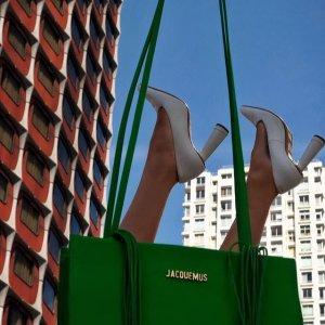 7.5折+包税 巴黎世家相机包$596TESSABIT时尚专场,RV方扣鞋$412,三宅一生菱格包$420