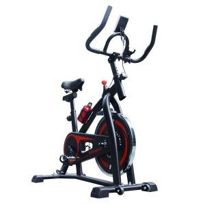 $194(原价$669)Workoutwiz Spin Bike 家庭健身器材 动感单车
