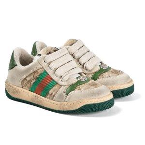 Gucci复古鞋