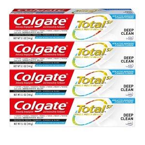 买3立减5Amazon 多款高露洁牙膏、妮维雅剃须膏大促