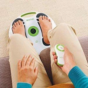 $260.01(原价$349.99)REVITIVE 医学循环推助按摩器 减轻腿脚疼痛和肿胀