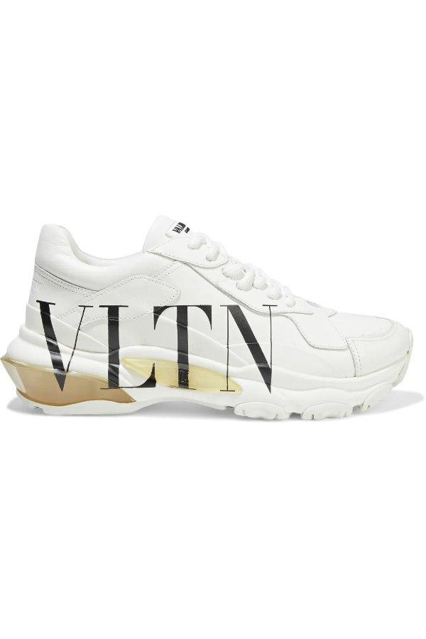 VLTN Open printed 老爹鞋