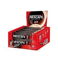 Nescafe 经典三合一速溶咖啡粉 28袋装