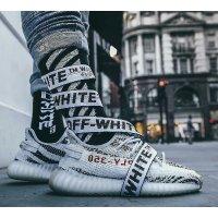 Adidas Yeezy Boost 350 V2 白斑马