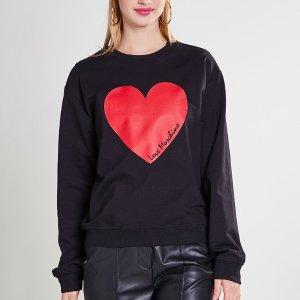 Love Moschino缺40码爱心针织衫