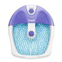 Conair 震动加热足浴机 紫色