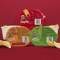 Pringles 3口味缤纷装薯片 18小盒