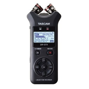 $117.91TASCAM DR-07 MKII 便携数字录音笔