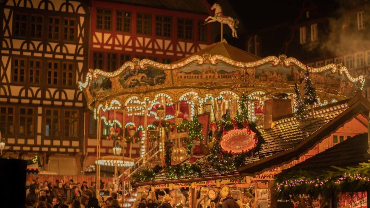 欧洲圣诞市集盘点   最不可错过的六大Christmas Market
