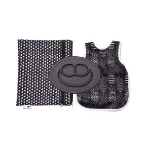 ezpz满$75享7.5折餐盘垫、围兜、收纳套装
