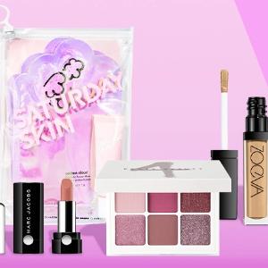 $23入ZOEVA 6色眼影盘Sephora 低于$50护肤、彩妆专场 Fenty、Huda好物推荐