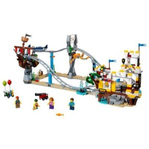 LegoPirate Roller Coaster - 31084 | Creator 3-in-1 | LEGO Shop
