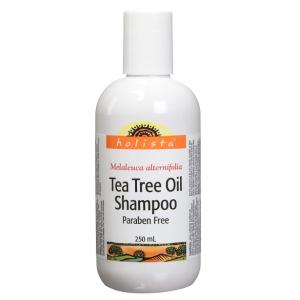 $7.59(原价$12.99)Holista 茶树精油洗发水 250ml 去屑利器 减少脱发