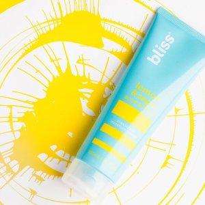 买2送1 相当于低至6.7折Bliss官网 护肤美体产品促销 收超值装柠檬鼠尾草洗发水