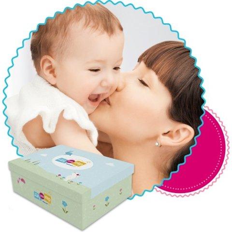 FreeWalmart Baby Box + $5 Shipping @ Walmart