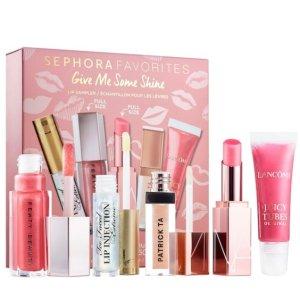 $29 (价值$84)上新:Sephora Favorites 口红套装上市 收NARS新款唇膏